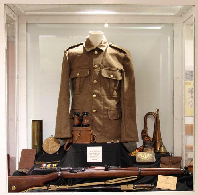 WWI objects