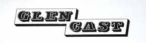 Glen Cast logo